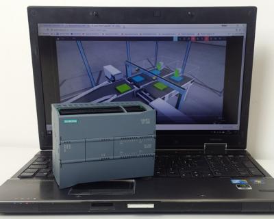 Programowanie PLC Siemens S7-1200 w TIA PORTAL (SCL) p. średniozaawansowany [2B]
