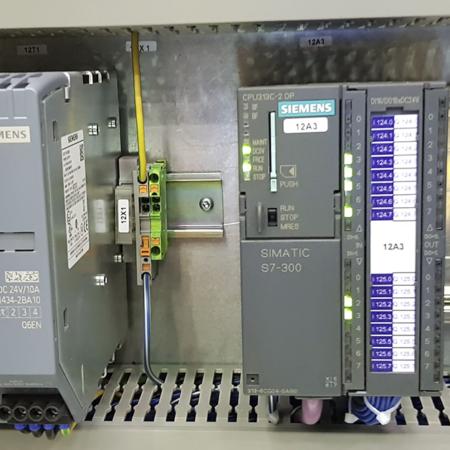 Programowanie PLC Siemens S7-300 w STEP7 V5.5 (LAD) podstawy [6]