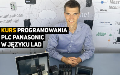 Kurs programowania sterowników PLC Panasonic – podstawy LAD