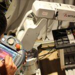 Programowanie robotów przemysłowych Mitsubishi Electric Melfa