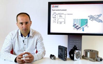 Serwomechanizmy z Mitsubishi Electric #1 – PLC, podstawy, konfiguracja, praktyka