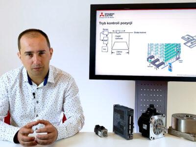 Serwomechanizmy z Mitsubishi Electric #1 – podstawy, konfiguracja, praktyka