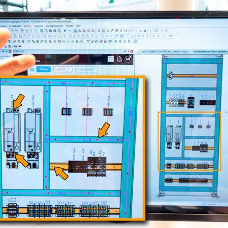 Kurs projektowania i rysowania schematów elektrycznych w EPLAN