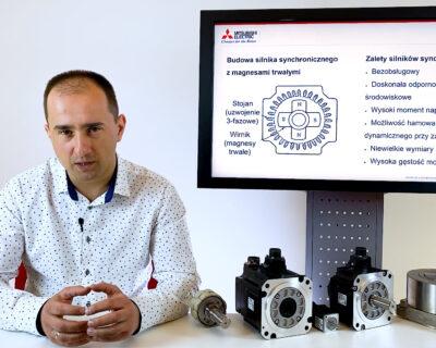 Serwomechanizmy z Mitsubishi Electric #1 – podstawy, konfiguracja, ćwiczenia
