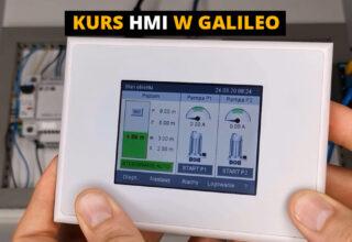 Kurs wizualizacji HMI w Galileo na bazie XV102 + easyE4